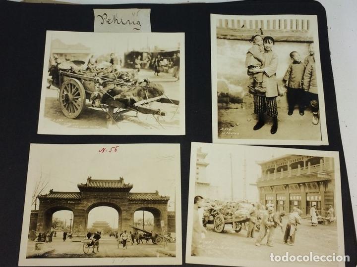 Fotografía antigua: AROUND THE WORLD S.S. RESOLUTE 1927. ALBUM FOTOGRÁFICO. 470 IMÁGENES APROX. U.S.A. 1927 - Foto 26 - 141910898