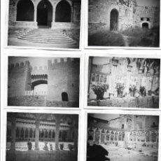 Fotografía antigua: LOTE DE 6 FOTOGRAFIAS DE MORELLA - CASTELLON AÑO 1969 10X7CM. Lote 142023254