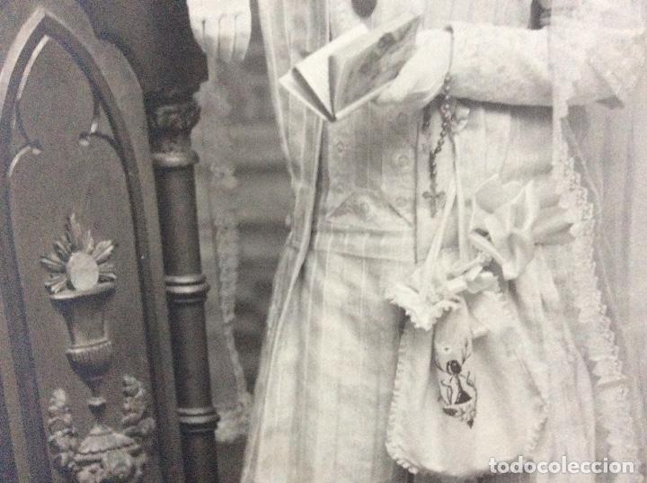 Fotografía antigua: Fotografia antigua firmada de Escola Zaragoza 33cmx23cm. - Foto 4 - 142319998