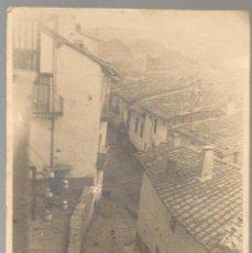 Fotografía antigua: FOTOGRAFIA ORIGINAL LUGAR DESCONOCIDO, SIN FOTOGRAFO, 16,5X 11,5 CM. Lote 142433438