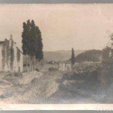 Fotografía antigua: FOTOGRAFIA ORIGINAL LUGAR DESCONOCIDO, SIN FOTOGRAFO, 13X 18 CM . Lote 142434586