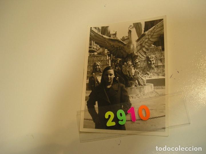 Fotografía antigua: FALLA FALLAS DE VALENCIA ANTIGUA FOTO FOTOGRAFIA monumento fallero - Foto 4 - 142829282