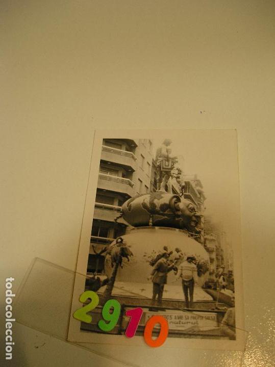 Fotografía antigua: FALLA FALLAS DE VALENCIA ANTIGUA FOTO FOTOGRAFIA monumento fallero - Foto 4 - 142829418