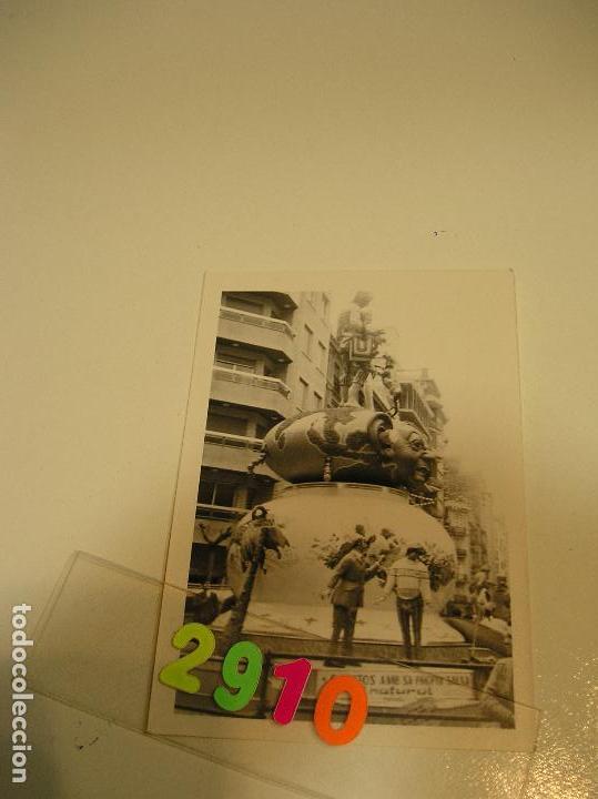 Fotografía antigua: FALLA FALLAS DE VALENCIA ANTIGUA FOTO FOTOGRAFIA monumento fallero - Foto 5 - 142829418