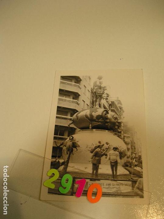 Fotografía antigua: FALLA FALLAS DE VALENCIA ANTIGUA FOTO FOTOGRAFIA monumento fallero - Foto 6 - 142829418