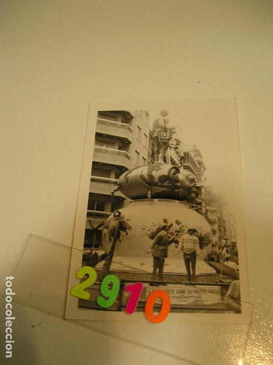 Fotografía antigua: FALLA FALLAS DE VALENCIA ANTIGUA FOTO FOTOGRAFIA monumento fallero - Foto 7 - 142829418