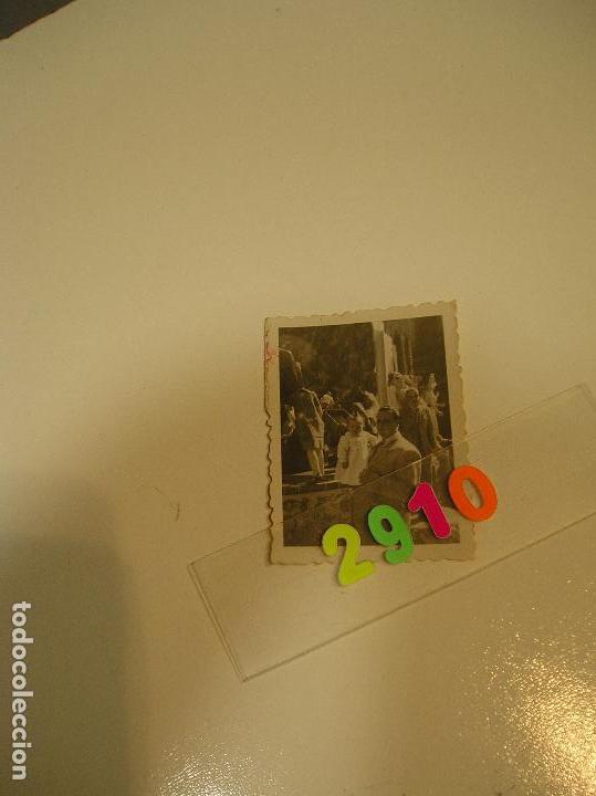 Fotografía antigua: FALLA FALLAS DE VALENCIA ANTIGUA FOTO FOTOGRAFIA monumento fallero - Foto 2 - 142829566