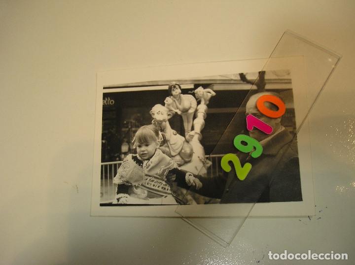 Fotografía antigua: FALLA FALLAS DE VALENCIA ANTIGUA FOTO FOTOGRAFIA NINots - Foto 3 - 142829830