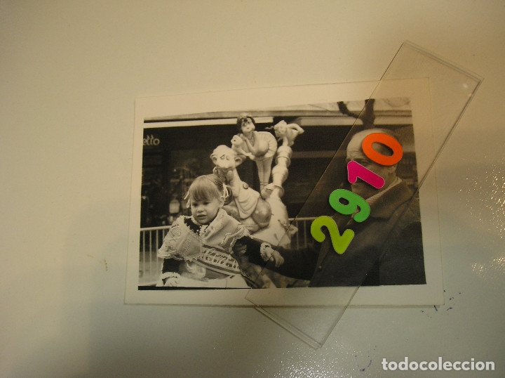 Fotografía antigua: FALLA FALLAS DE VALENCIA ANTIGUA FOTO FOTOGRAFIA NINots - Foto 4 - 142829830