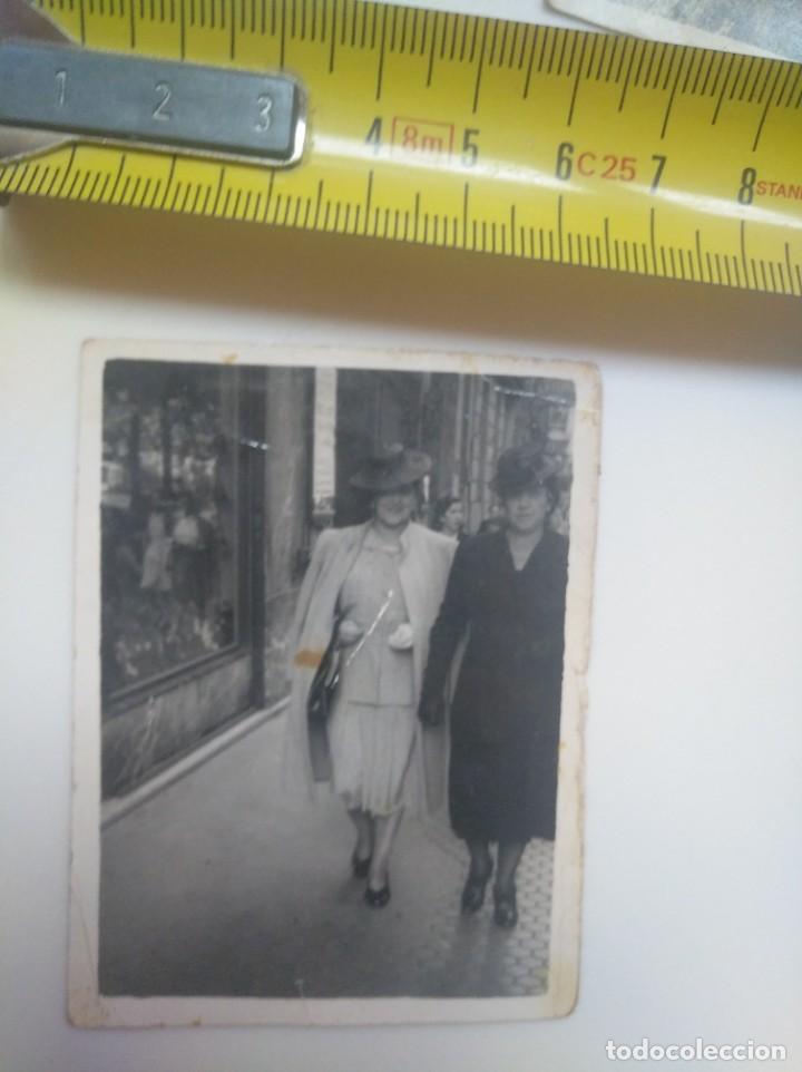 FOTO MUJERES SAN SEBASTIÁN GIPUZKOA FOTO CEREZO 1942 (Fotografía - Artística)