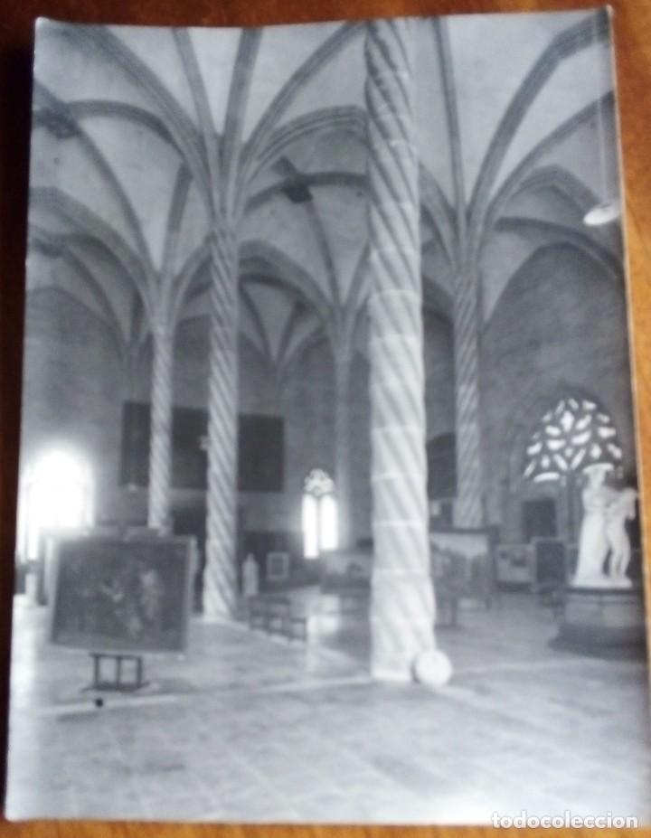 Fotografía antigua: PALMA MALLORCA. 2 FOTOS DE TRUYOL 24X18 CM. La catedral y La lonja - Foto 2 - 143624482
