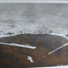 Fotografía antigua: FOTOGRAFIA AEREA DEL PUERTO DE TORREVIEJA ALICANTE, MEDIDAS,12 X 18 CM. Lote 144032414