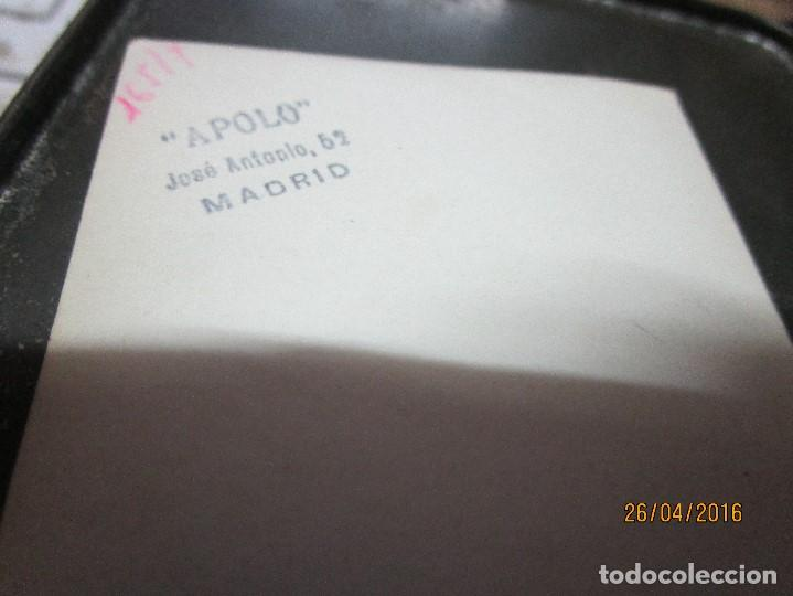Fotografía antigua: TYRONE POWER TEATRO APOLO MADRID ANTIGUA FOTO INEDITA ORIGINAL - Foto 4 - 144201850