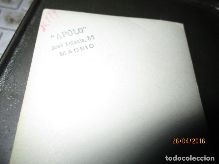 Fotografía antigua: TYRONE POWER TEATRO APOLO MADRID ANTIGUA FOTO INEDITA ORIGINAL - Foto 5 - 144201850