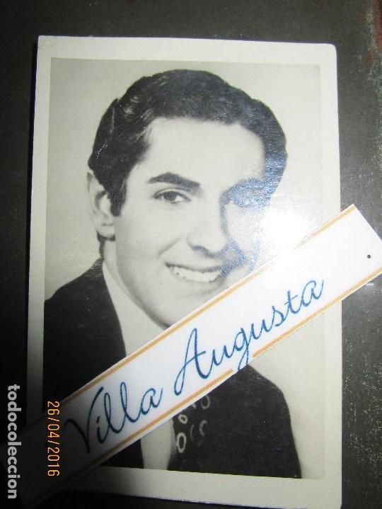 Fotografía antigua: TYRONE POWER TEATRO APOLO MADRID ANTIGUA FOTO INEDITA ORIGINAL - Foto 7 - 144201850