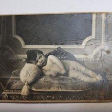 Fotografía antigua: FOTOGRAFÍA ARTÍSTICA MATARREDONA AÑOS 1920 ESPECTACULAR. Lote 145011526