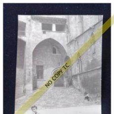 Fotografía antigua: FOTOGRAFÍA AÑOS 50 60 BARCELONA? . Lote 146105122