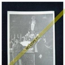 Fotografía antigua: FOTOGRAFÍA ASTURIAS COVADONGA AÑOS 50 60 . Lote 146146086