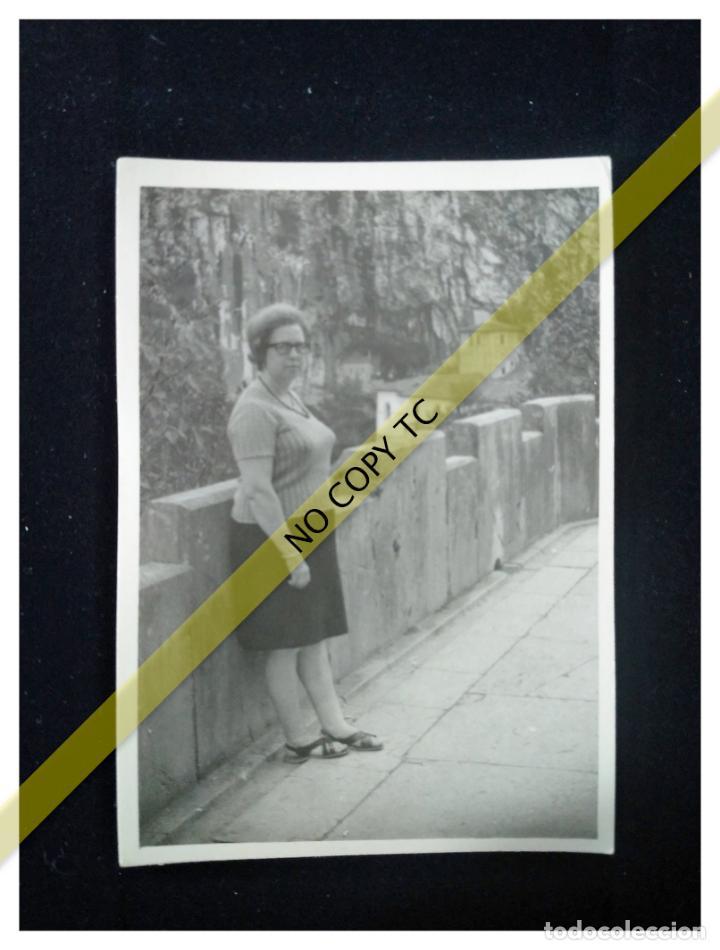 FOTOGRAFÍA DE EXCURSIÓN COVADONGA CANGAS DE ONÍS ASTURIAS? AÑOS 50 60 (Fotografía - Artística)