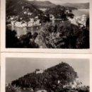 Fotografía antigua: PORTOFINO (LIGURIA-ITALIA) CUADERNILLO DE 10 FOTOS + GRAN FOTO ARTÍSTICA. Lote 146229334