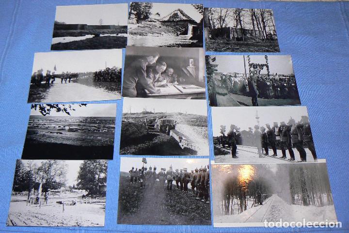 65 FOTOGRAFÍAS REPRODUCCIONES DE LA 1ª GUERRA MUNDIAL (Fotografía - Artística)