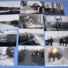 Fotografía antigua: 65 FOTOGRAFÍAS REPRODUCCIONES DE LA 1ª GUERRA MUNDIAL. Lote 146426110