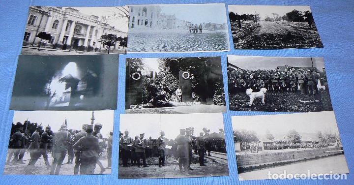 Fotografía antigua: 65 fotografías reproducciones de la 1ª Guerra Mundial - Foto 3 - 146426110