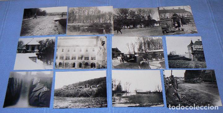 Fotografía antigua: 65 fotografías reproducciones de la 1ª Guerra Mundial - Foto 4 - 146426110
