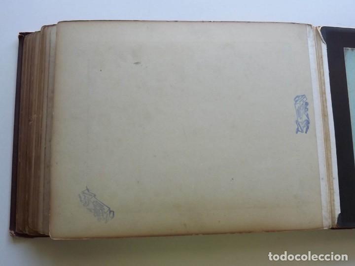 Fotografía antigua: Bruges, espectacular Album de grandes dimensiones con 19 fotografías pintadas, datado hacia 1880 - Foto 20 - 146436826