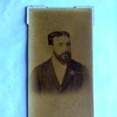 Fotografía antigua: FOTOGRAFÍA DEL ESTUDIO DE F. ATIENZA, FERROL. GALICIA.. Lote 146859269