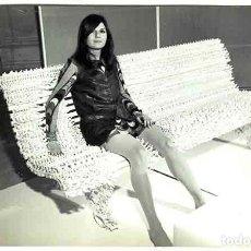 Fotografía antigua: 12 FOTOGRAFIAS ANTONI MIRALDA SERIE SOLDATS SOLDES FOTOS ARTE HANOVER GALLERY LONDON UK 1969 1970. Lote 147714634