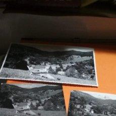 Fotografía antigua: CUATRO FOTOS LEON SOTO DE SAJAMBRE 1963 10X7,5 Y 18X11,5 CM VER FOTOS. Lote 147734194