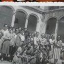 Fotografía antigua: FOTO CURSO PREUNIVERSITARIO VALLADOLID 1954 9X7CM. Lote 147736286