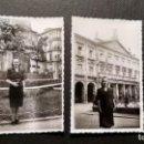 Fotografía antigua: DOS FOTOGRAFÍAS DE VITORIA EN 1939 MEDIDAS 6X8. Lote 147938078