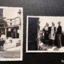 Fotografía antigua: DOS FOTOGRAFÍAS DE SAN SEBASTIAN EN 1939 MEDIDAS 6X8. Lote 147938166