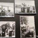 Fotografía antigua: CUATRO FOTOGRAFÍAS DE AVILES EN 1938 MEDIDAS 6X8. Lote 147938478