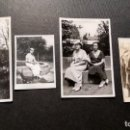 Fotografía antigua: CUATRO FOTOGRAFÍAS DE OVIEDO EN 1933, 34 Y 35 MEDIDAS LA MAS GRANDE MIDE 6X9. Lote 147938622