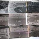 Fotografía antigua: LOTE 10 FOTOS CORRIDA TOROS 3 EN CRISTAL Y 7 EN NEGATIVO DE CELULOIDE PRINCIPIOS S XIX . Lote 147948214