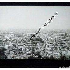 Fotografía antigua: VISTA PANORÁMICA DE GRANADA DESDE LA ALHAMBRA 1964. Lote 148382266