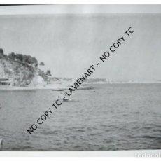 Fotografía antigua: MALLORCA - ISLAS BALEARES - BAHÍA DE ILLETAS 1966. Lote 148383274