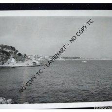 Fotografía antigua: MALLORCA - ISLAS BALEARES - BAHÍA DE ILLETAS 1966. Lote 148383278