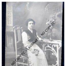 Fotografía antigua: VALENCIA - AÑOS 20 - PRECIOSA FOTO LLOPIS BARCAS 3 NOVIEMBRE 1913. Lote 148754038