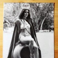 Fotografía antigua: FOTOPRESS MISS ESPAÑA 1979 MARIA FORNER TORO - AGIP. Lote 149150946