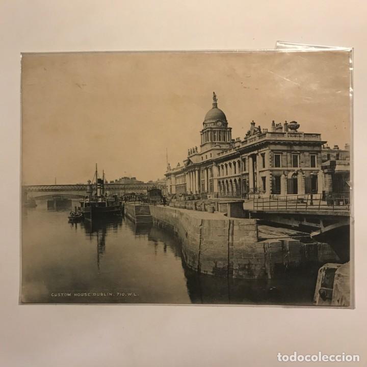 CUSTOM HOUSE. DUBLIN 20X15,5 CM (Fotografía - Artística)