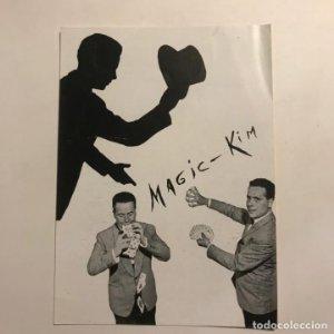 Magic Kim 15,3x11 cm