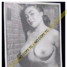 Fotografía antigua: FOTOGRAFÍA ERÓTICA PORNOGRÁFICA AÑOS 70 - 80 PIN UP. Lote 150038706