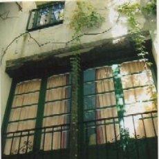 Fotografía antigua: FOTOGRAFIA DE SEVILLA. BALCONES FOTSEV-449. Lote 150520402