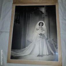 Fotografía antigua: NOVIA - LA HABANA. Lote 150815386