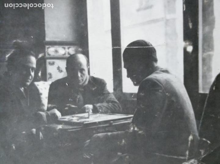 TERTULIANOS EN EL CAFÉ PALAMÓS 1933 (Fotografía - Artística)
