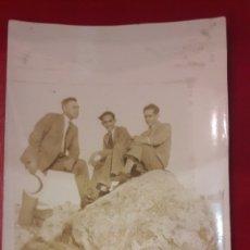 Fotografía antigua: FOTO INVIERNO 1931. Lote 151012917